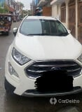 Photo Ford Ecosport 1.5 Diesel Titanium BSIV