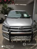 Photo Toyota Innova Crysta 2016-2020 2.4 vx mt 8s bsiv