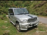 Photo Mahindra Scorpio 2.6 Turbo 9 Str