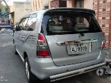 Photo Toyota Innova 2.5 GX Diesel 8 Seater BS IV