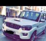 Photo Mahindra Scorpio S10 AT 2WD
