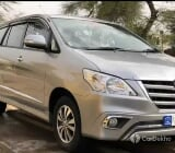 Photo Toyota Innova 2.5 VX Diesel 8 Seater