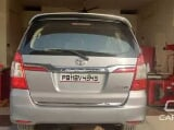Photo Toyota Innova 2.5 ZX Diesel 7 Seater BSIII