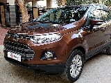 Photo Used Ford EcoSport 1.5D Titanium (O) MT
