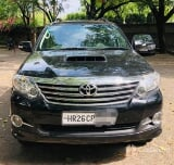 Photo Toyota Fortuner 2016-2021 4x4 AT