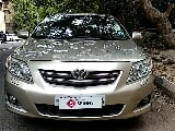 Photo Used Toyota Corolla Altis 1.8 vl at