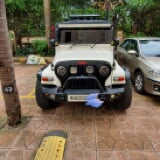 Photo Used Mahindra Thar CRDe 4x4 AC in Mumbai,...