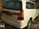 Photo Toyota Innova 2.5 G4 Diesel 8-seater